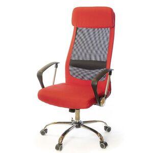 Кресло компьютерное АКЛАС Гилмор (Ультра) FX СН TILT Оранжевый