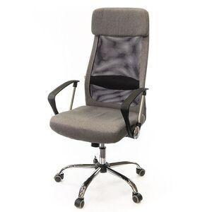 Кресло компьютерное АКЛАС Гилмор (Ультра) FX СН TILT Серый