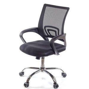 Кресло компьютерное АКЛАС Тито CH TILT Чёрный