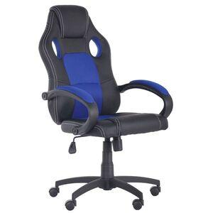 Кресло АМФ Chase Неаполь N-20/Сетка синяя