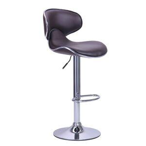 Барный стул AMF Cantal Коричневый