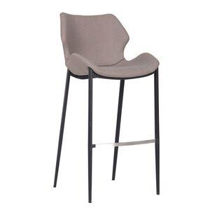 Барный стул AMF Clark dimgray PU Серый