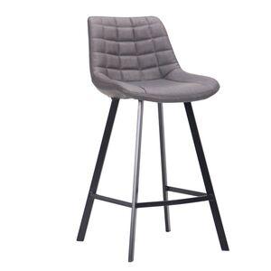 Барный стул AMF Clif Dark grey
