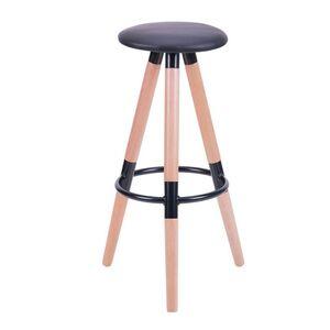Барный стул AMF Хокер Camry Чёрный