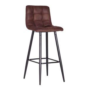 Барный стул AMF Mobil cowboy PK Черный кофе
