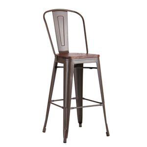 Барный стул AMF Ozzy Кофе