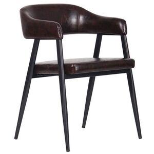 Кресло AMF Ramones Dark Brown