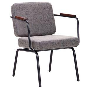 Кресло AMF Oasis Черный Бетон