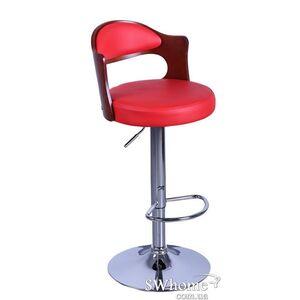 Барный стул AMF Хокер Париж к/з Красный