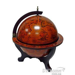 Глобус бар настольный 33040R Китай