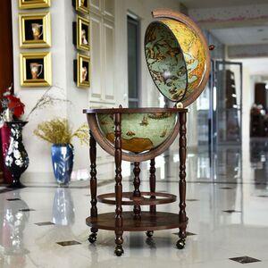 Глобус бар напольный Zoffoli Minerva Laguna Z.31.BV Италия