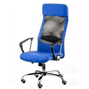 Кресло для персонала Special4You Silba blue (E5838)
