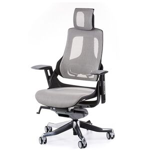 Кресло для персонала Special4You WAU SNOWY NETWORK (E0819)