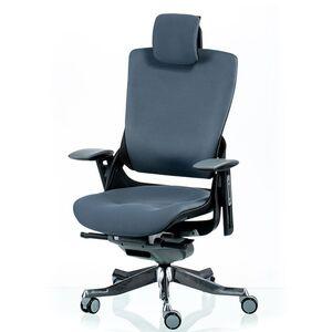 Кресло для персонала Special4You WAU2 SLATEGREY FABRIC (E5456)