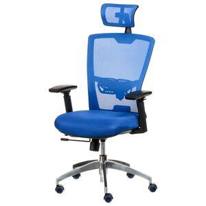 Кресло офисное Special4You Dawn blue
