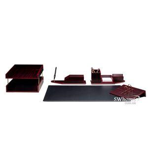 Набор настольный Bestar 8 предметов Красное дерево 8228FDM
