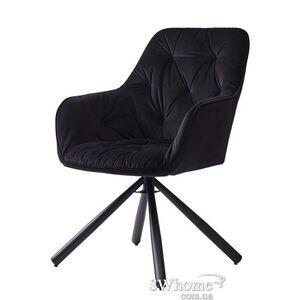 Кресло поворотное Concepto Cody Черное