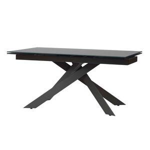 Стол раскладной обеденный Concepto Gracio Matt Grey Серый