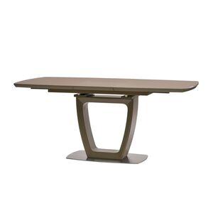 Стол раскладной обеденный Concepto Ravenna Matt Mokko 120-160 см Мокко