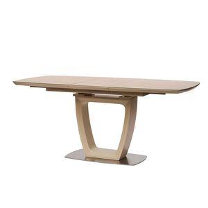 Стол раскладной обеденный Concepto Ravenna Sand 120-160 см Бежевый