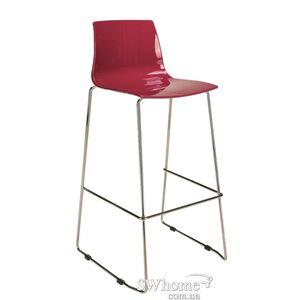 Барный стул GRANDSOLEIL Imola Красный