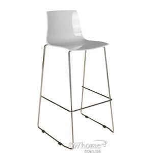 Барный стул GRANDSOLEIL Imola Серый