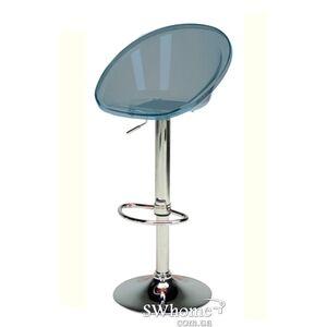 Барный стул с регулировкой GRANDSOLEIL Sphare Серый