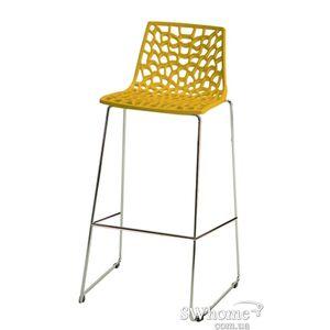 Барный стул GRANDSOLEIL Spider Желтый