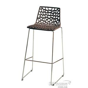 Барный стул GRANDSOLEIL Spider Коричневый
