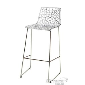 Барный стул GRANDSOLEIL Spider Прозрачный