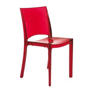 Стул GRANDSOLEIL B-Side Ruby Red