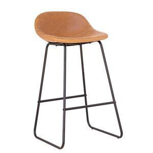 Барный стул SDM Бостон Светло-коричневый