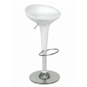 Барный стул  SDM ЭПЛ Белый