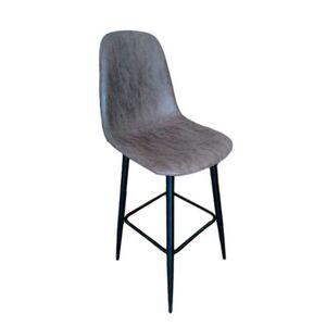 Барный стул SDM Нубук Н Коричневый