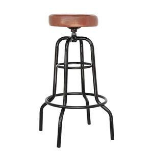 Барный стул SDM Винтаж Коричневый