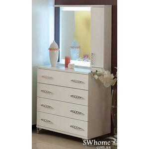 Комод Embawood Мода Белый