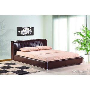 Двуспальная кровать Embawood Релакс Темно-коричневая