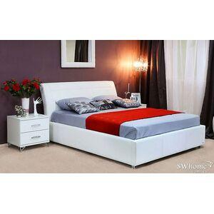 Двуспальная кровать Embawood Амур Белая