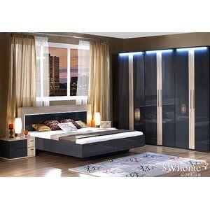 Двуспальная кровать Embawood Капри Дуб
