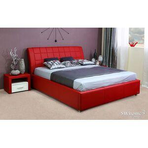 Двуспальная кровать Embawood Амур Красная