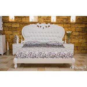 Двуспальная кровать Embawood Лючия Белая