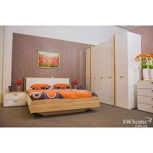 Двуспальная кровать Embawood Альба Дуб