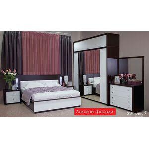 Двуспальная кровать Embawood Оливье Белая