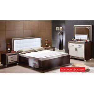 Двуспальная кровать Embawood Элизабет Белая