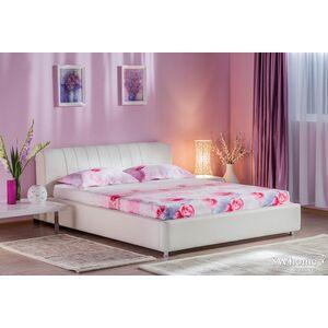 Двуспальная кровать Embawood Релакс Белая