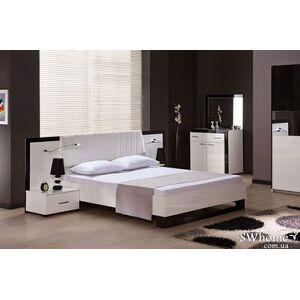 Двуспальная кровать Embawood Гармония Белая