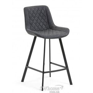 Полубарный стул La Forma ARIAN Графит