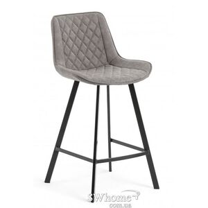 Полубарный стул La Forma ARIAN Серый