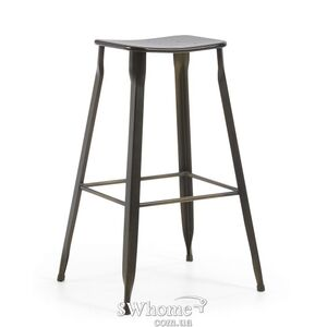 Барный стул La Forma GLITZ Графит