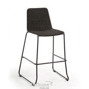 Барный стул La Forma MEGGIE Темно-серый